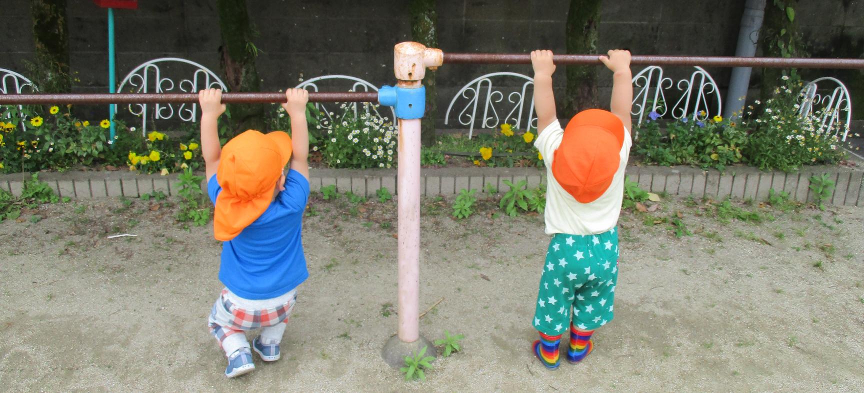 保育園の一日 One day at nursery school